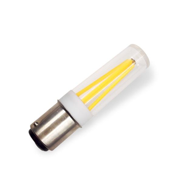 B15 led filament bulb