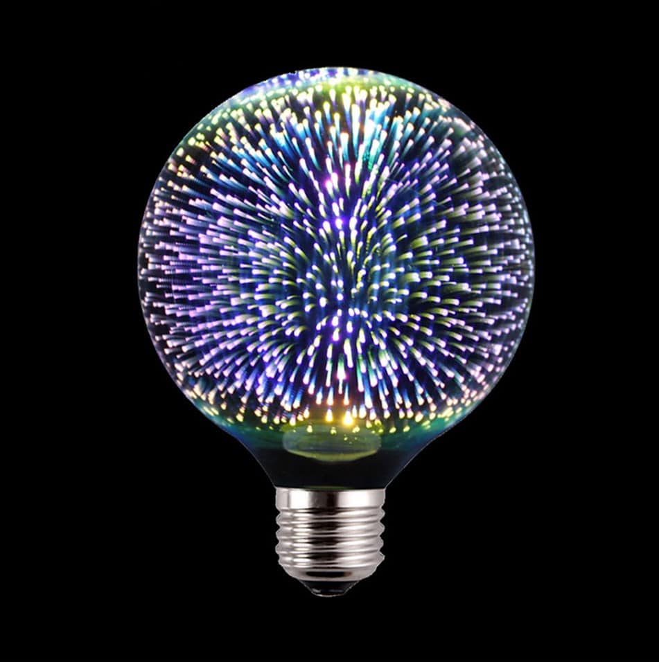 Fireworks led bulb