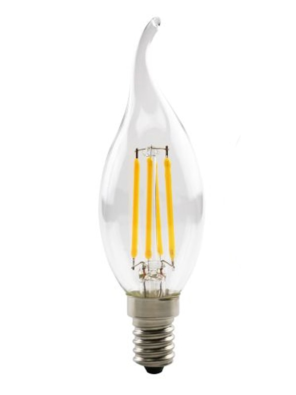 E14 4W filament