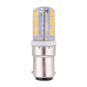 B15 Cool White LED bulb
