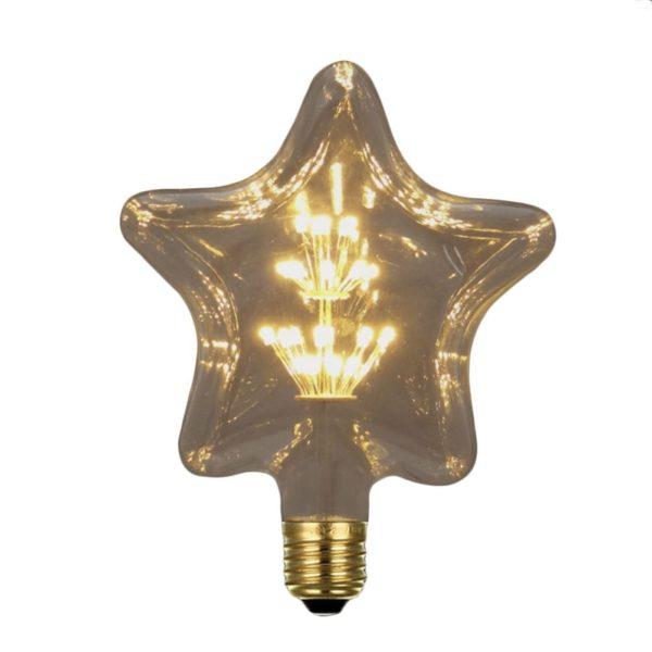 Led decorative star