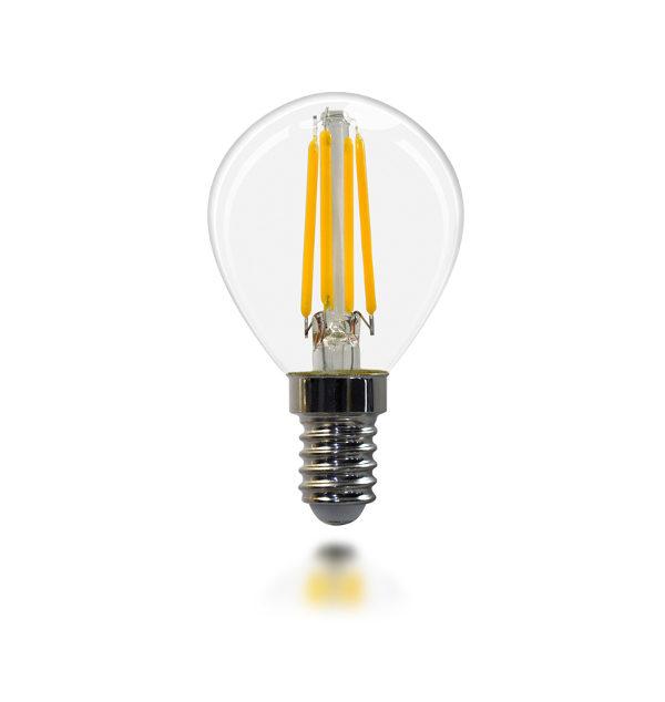 4w E14 Golf Bulb