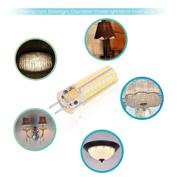 4.5W G4 LED Replacement Bulb (2)