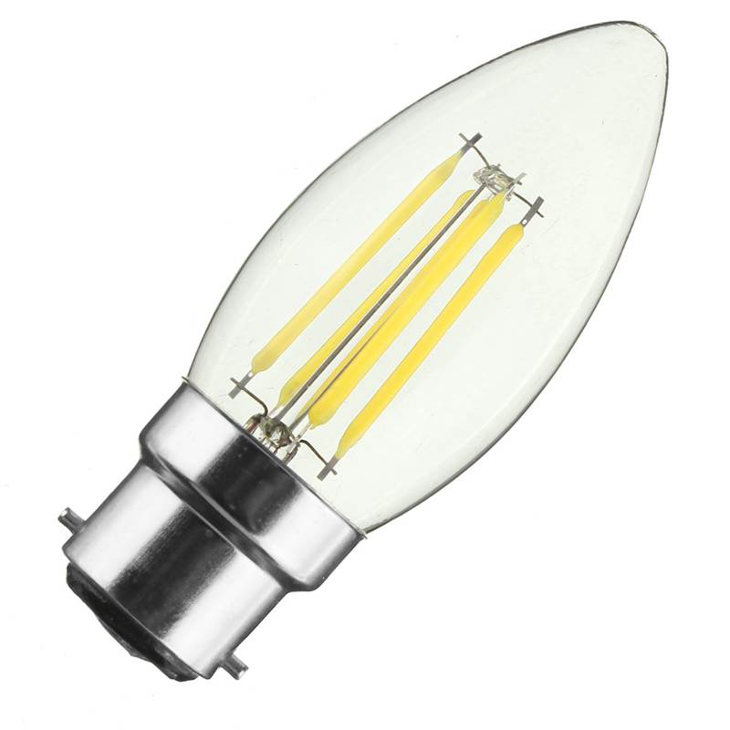 B22 4W Filament Bulb