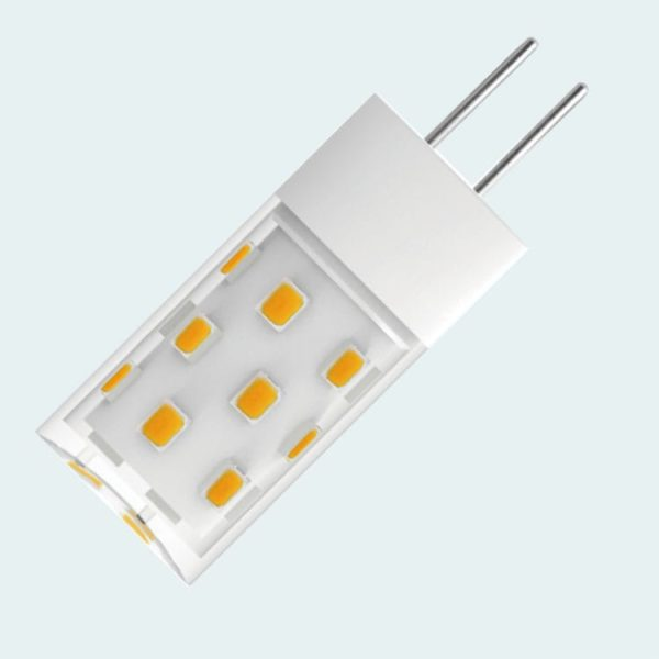 G4 12v 5w Led Dimmable Bulb Replace 50w Pure White