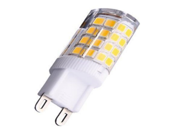 3 5w g9 dimmable led cool white bulb 315lm replace 30w halogen. Black Bedroom Furniture Sets. Home Design Ideas
