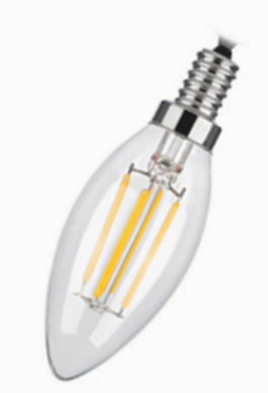 4W Pure White  Dimmable
